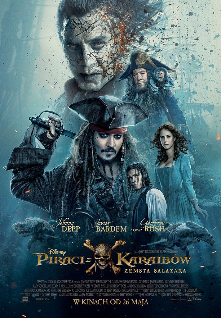 Piraci z Karaibów. Zemsta Salazara
