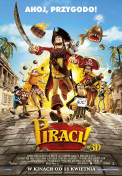 Piraci! 3D