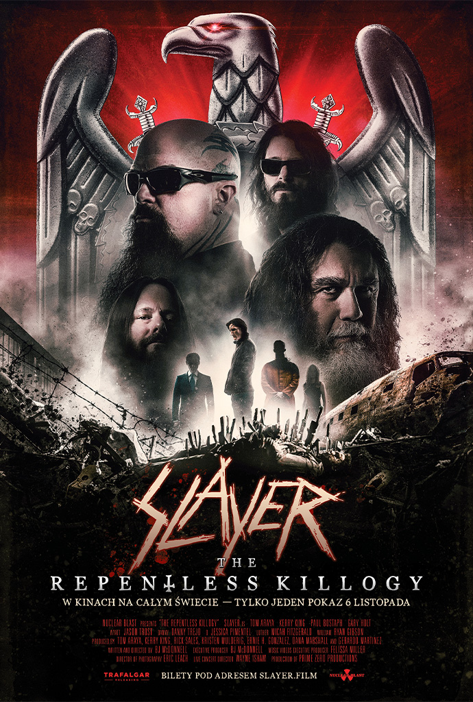 Bilety na: Slayer: The Repentless Killogy