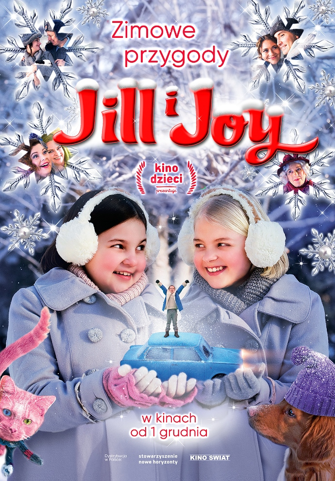 Poranki: Zimowe przygody Jill i Joy