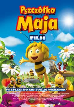 Pszczółka Maja. Film 3D