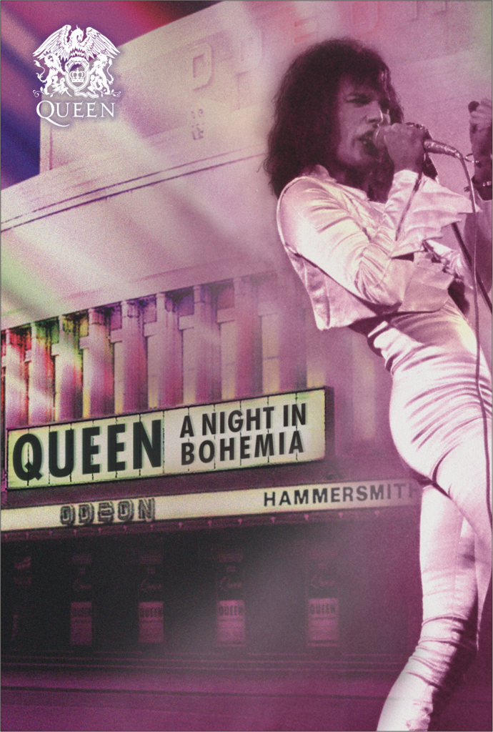 Bilety na: Queen: A night in Bohemia