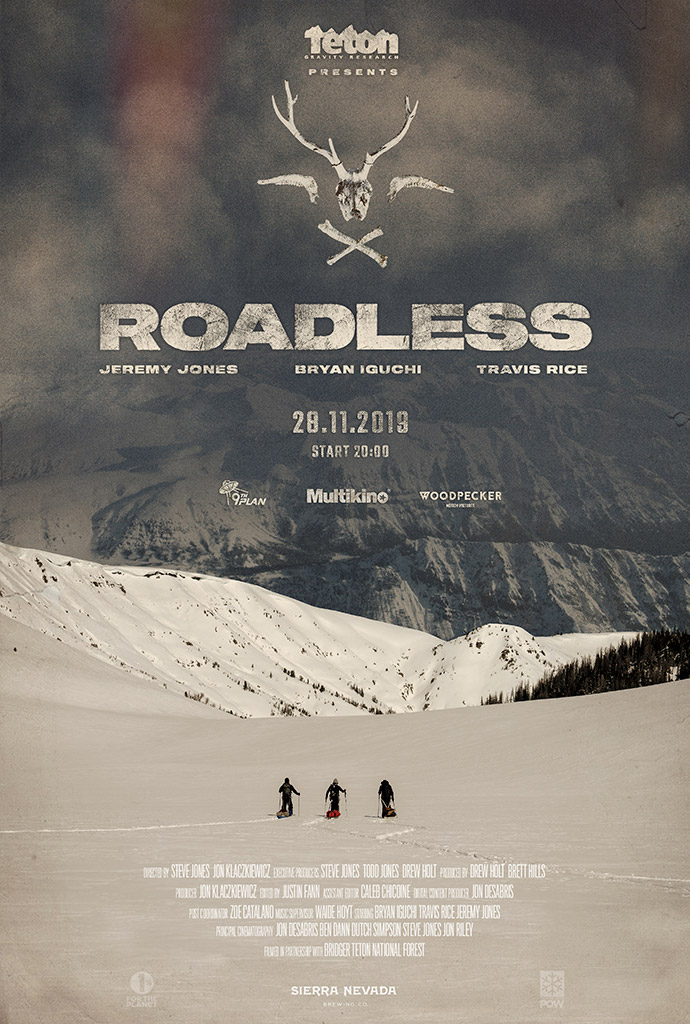 Bilety na: Roadless