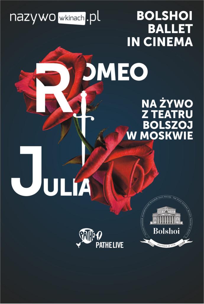 Balet Bolszoj: Romeo i Julia