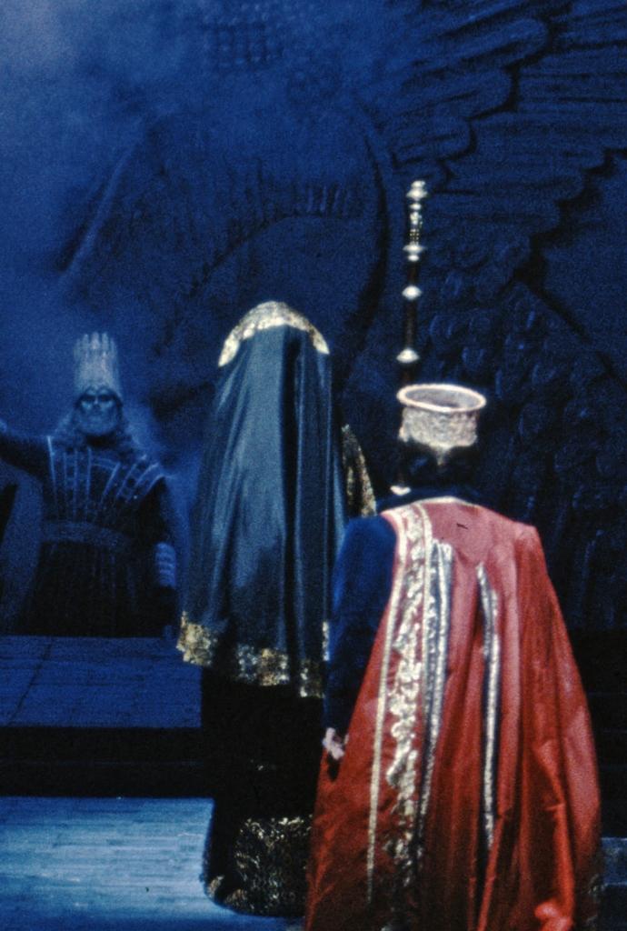 Met Opera: Semiramida