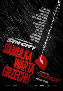 Sin City 2: Damulka warta grzechu 3D