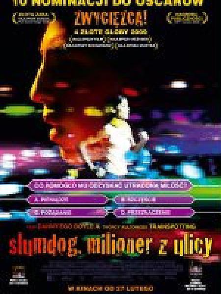 Slumdog. Milioner z ulicy