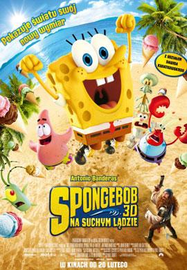 Spongebob: na suchym lądzie 2D