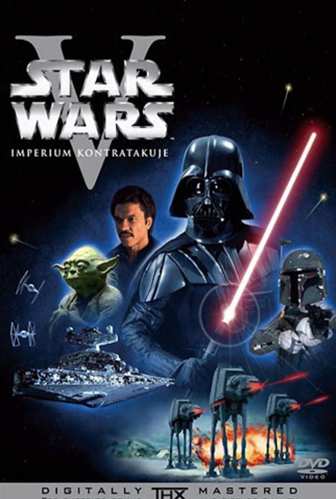 Gwiezdne Wojny: Część V - Imperium Kontratakuje (wersja oryginalna)