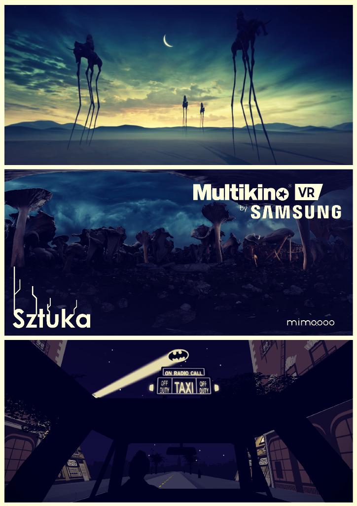 Multikino VR: Sztuka