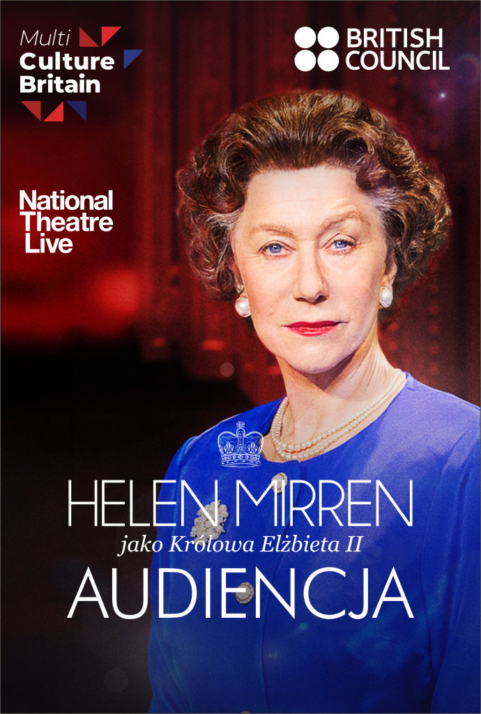 Bilety na: National Theatre Live: The Audience