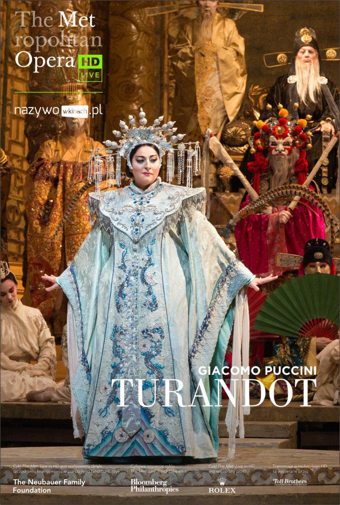 Met Opera: Turandot LIVE