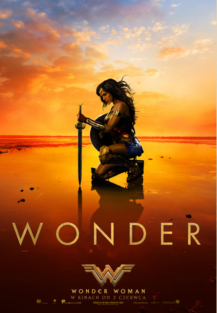 Bilety na: Wonder Woman