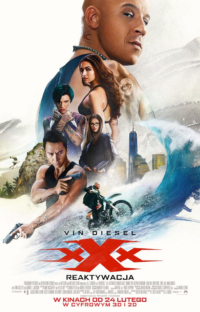 xXx: Reaktywacja