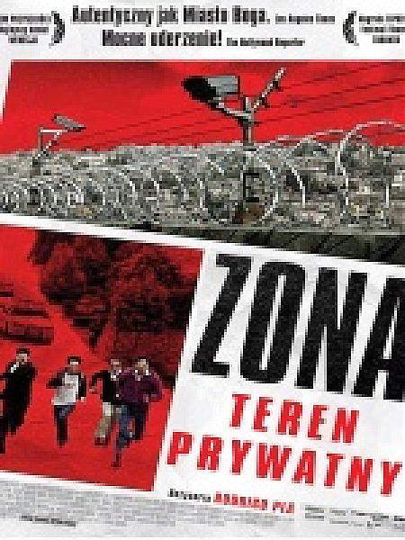 Zona. Teren prywatny