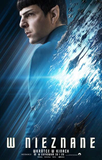 Znalezione obrazy dla zapytania Star Trek: W nieznane